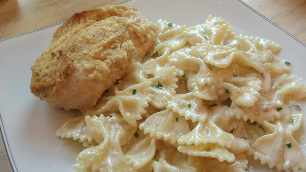 Creamy Chicken and Pasta « Well Dined