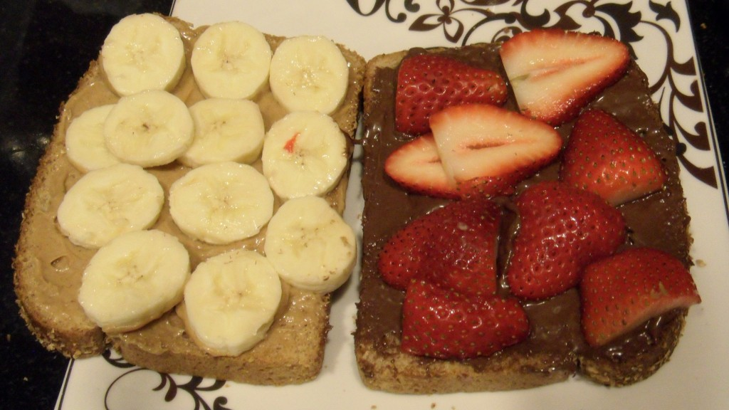 French Toast Dessert Panini « Well Dined