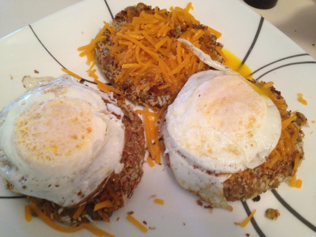 IWell Dined | Homemade Veggie Burgers
