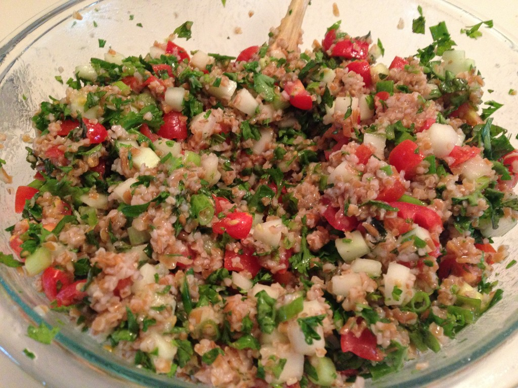 Well Dined | Tabbouleh