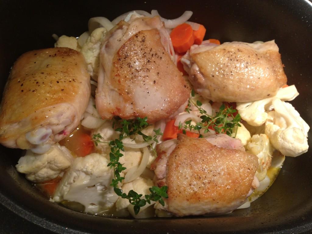 Well Dined | Paleo Chicken