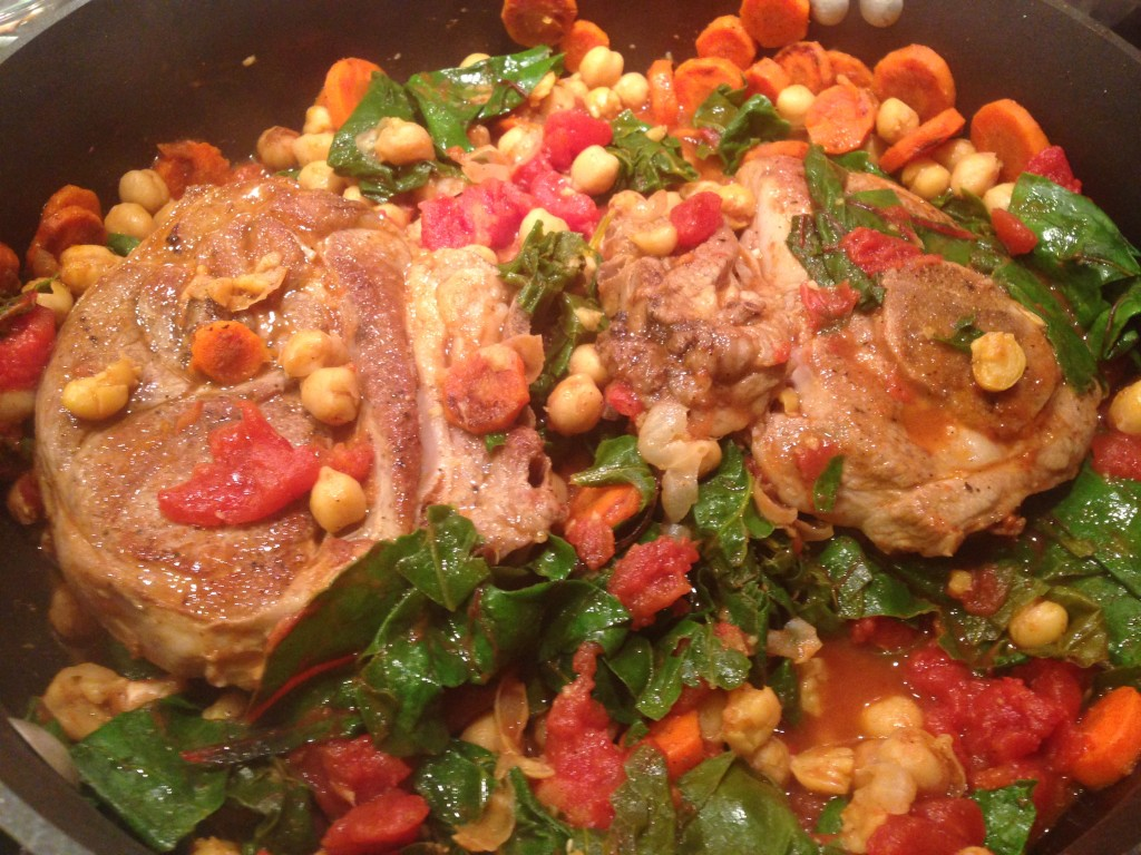 Well Dined | Healthy Moroccan Lamb