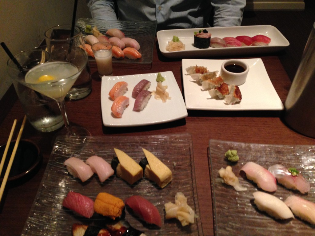 Well Dined | Sushi Ko
