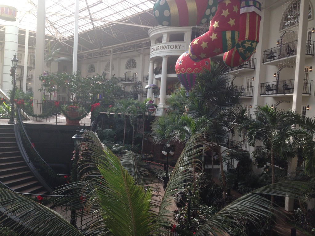 Well Dined | Gaylord Opryland