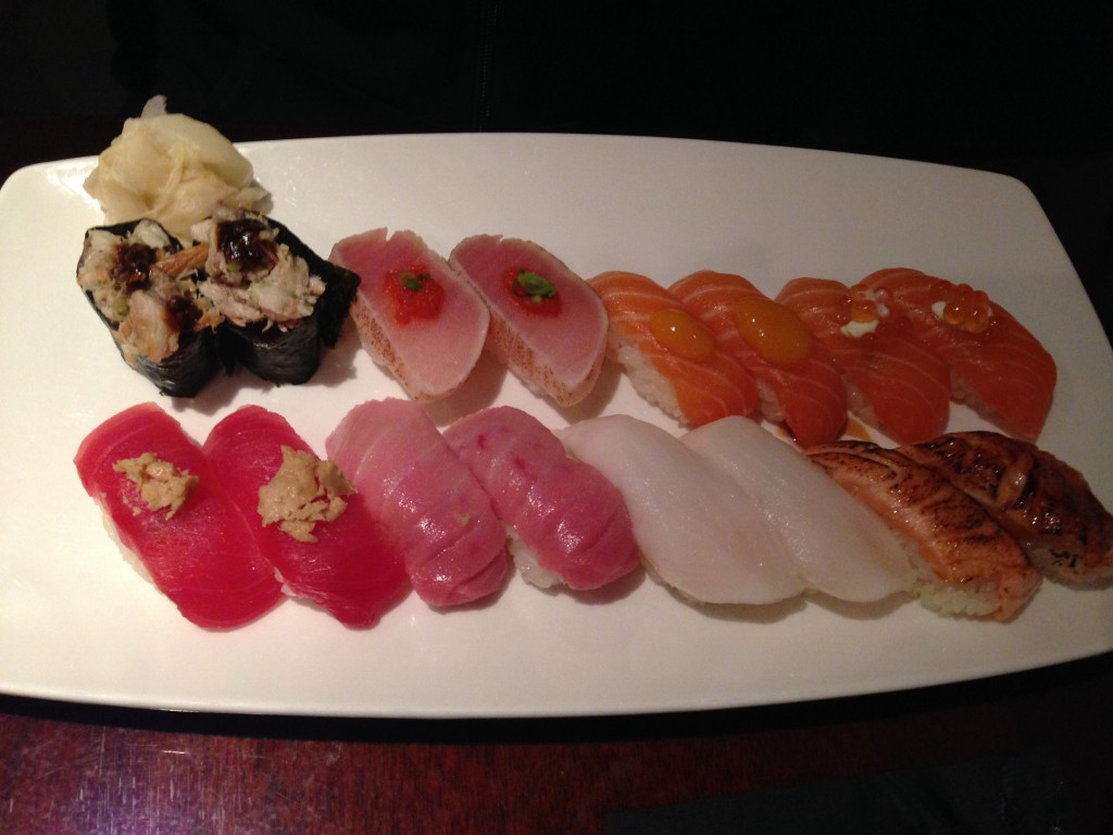 Well Dined | Kaz Sushi Bistro