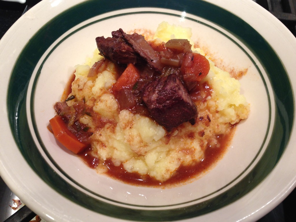 Well Dined | Daube Provencale (Beef Stew with Wine)