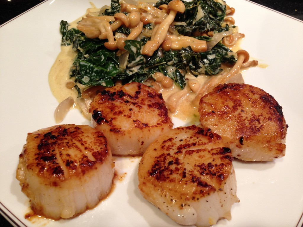 pan seared radishes with miso butter recipes dishmaps pan seared ...