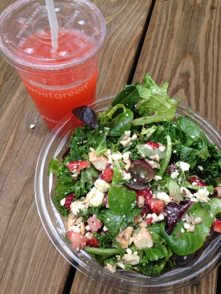 Well Dined | Sweetgreen