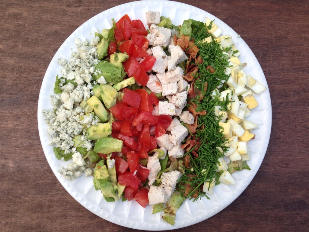 Well Dined | Chicken Cobb Salad