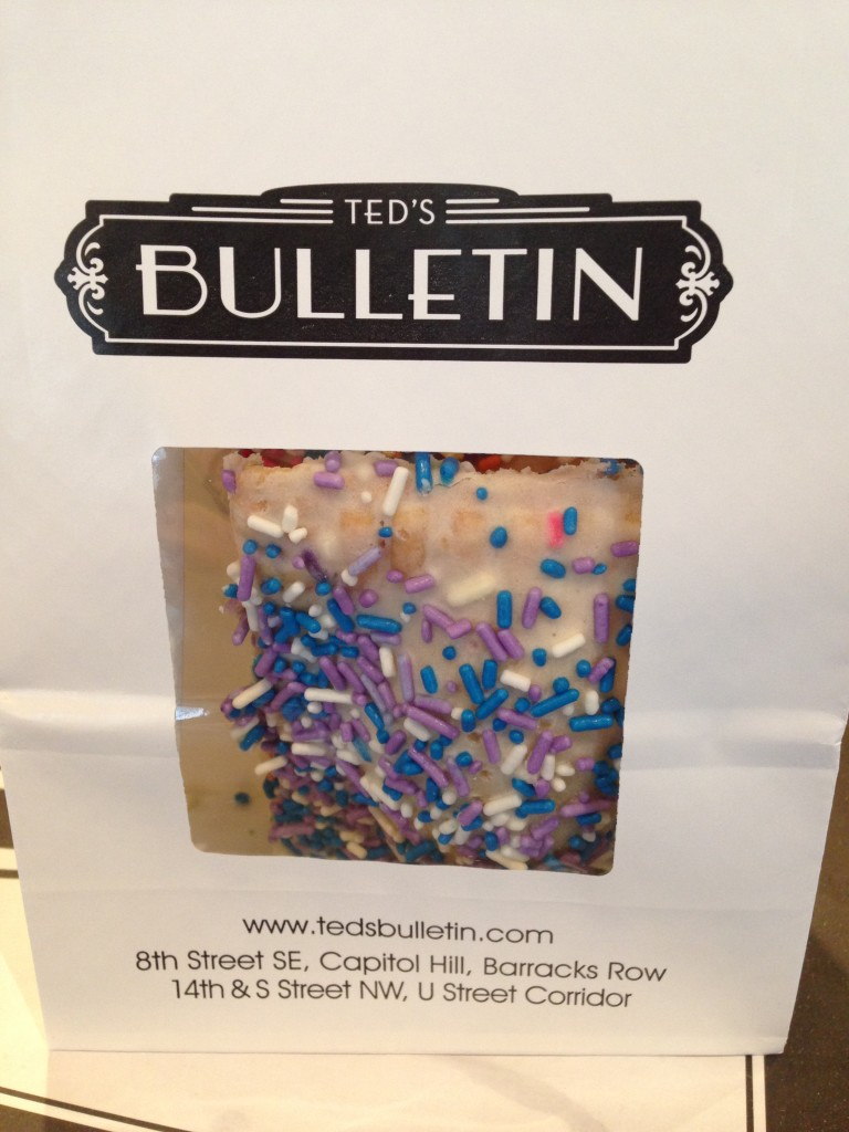 Well Dined | Ted's Bulletin