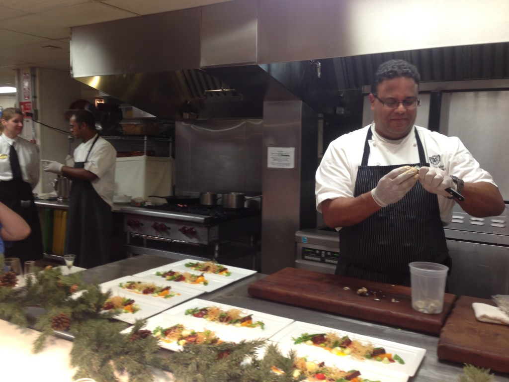 Well Dined | SACC Chef's Table