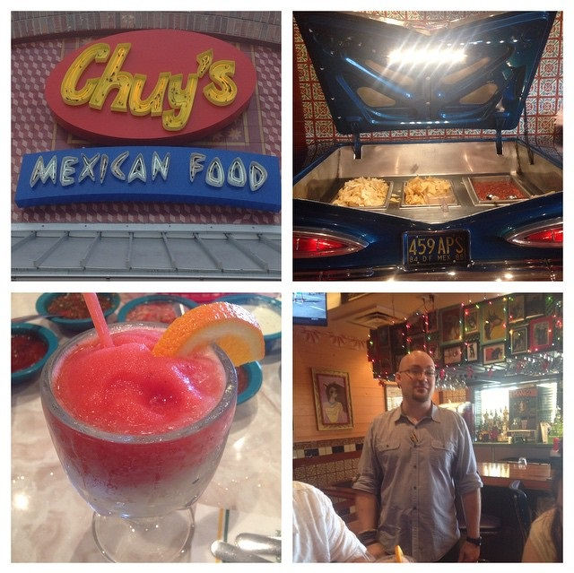 Well Dined | Chuy's