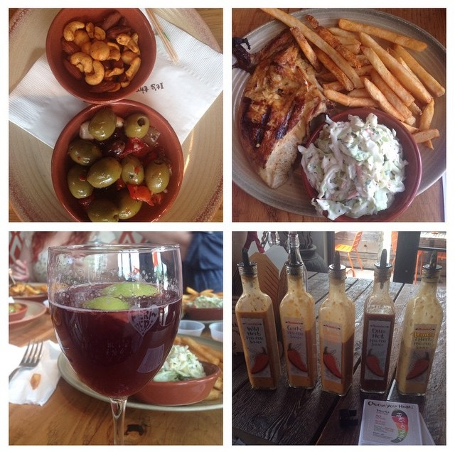 Well Dined | Nando's Peri Peri