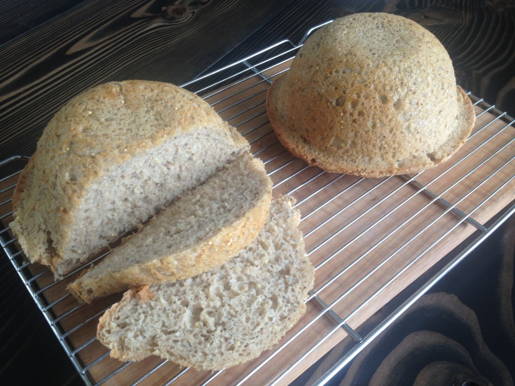 Well Dined | Seeded Peasant Bread