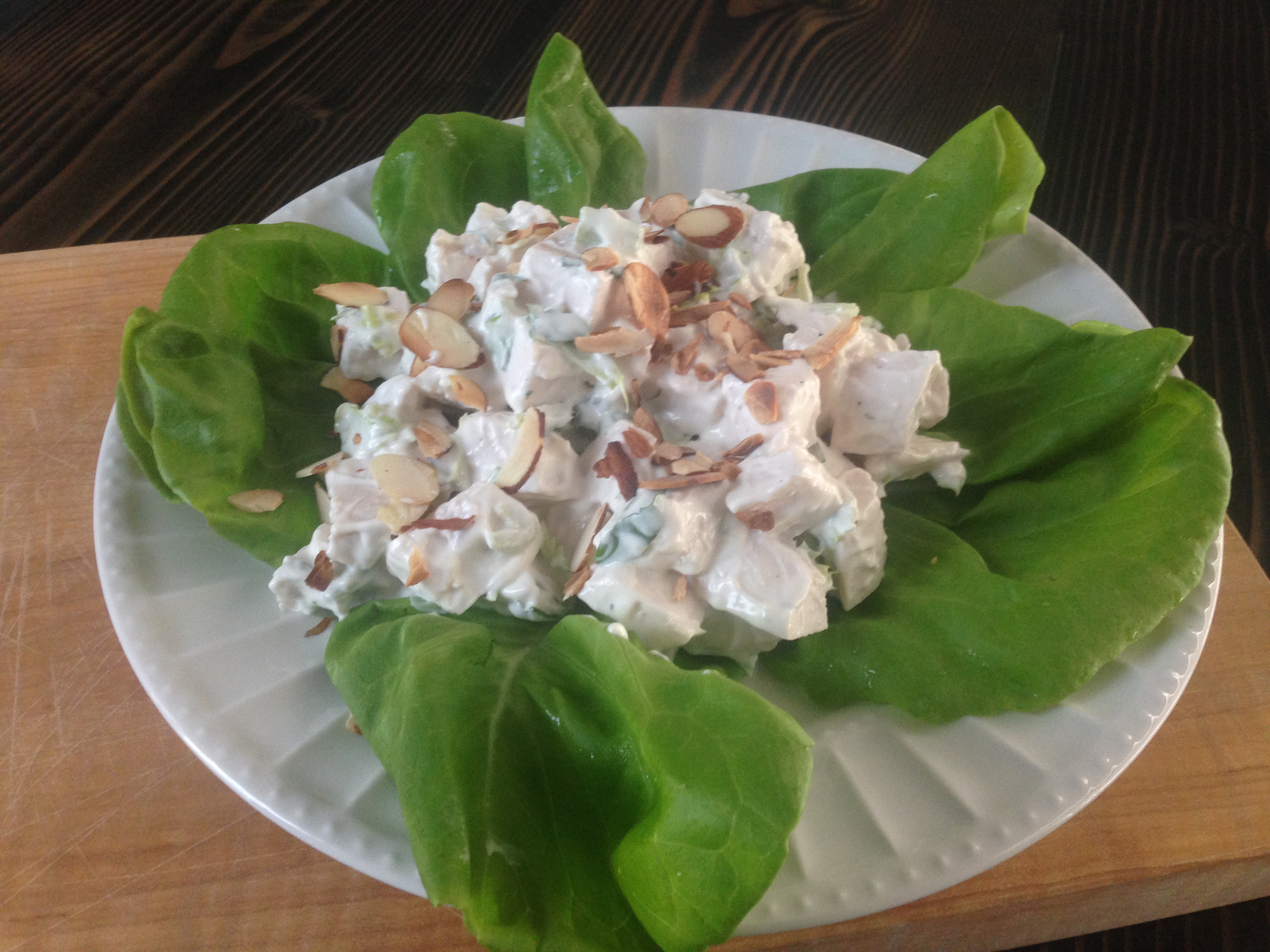 SRC – Lemon and Basil Chicken Salad from Renee's Kitchen ...