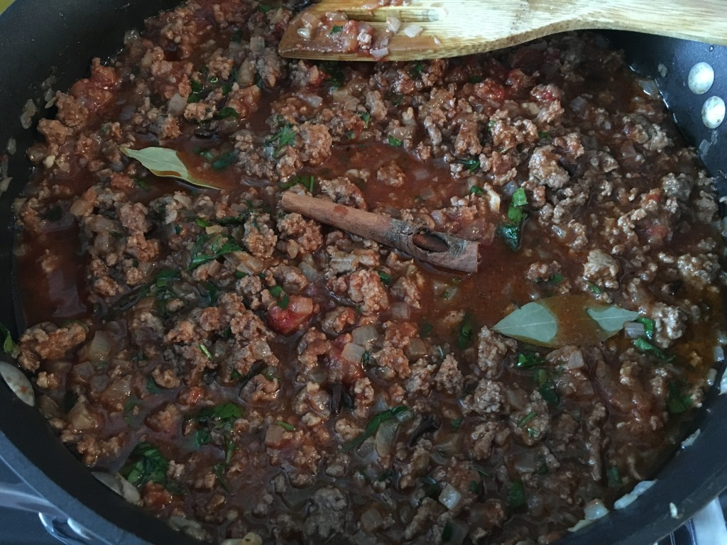 Well Dined | Pastitsio