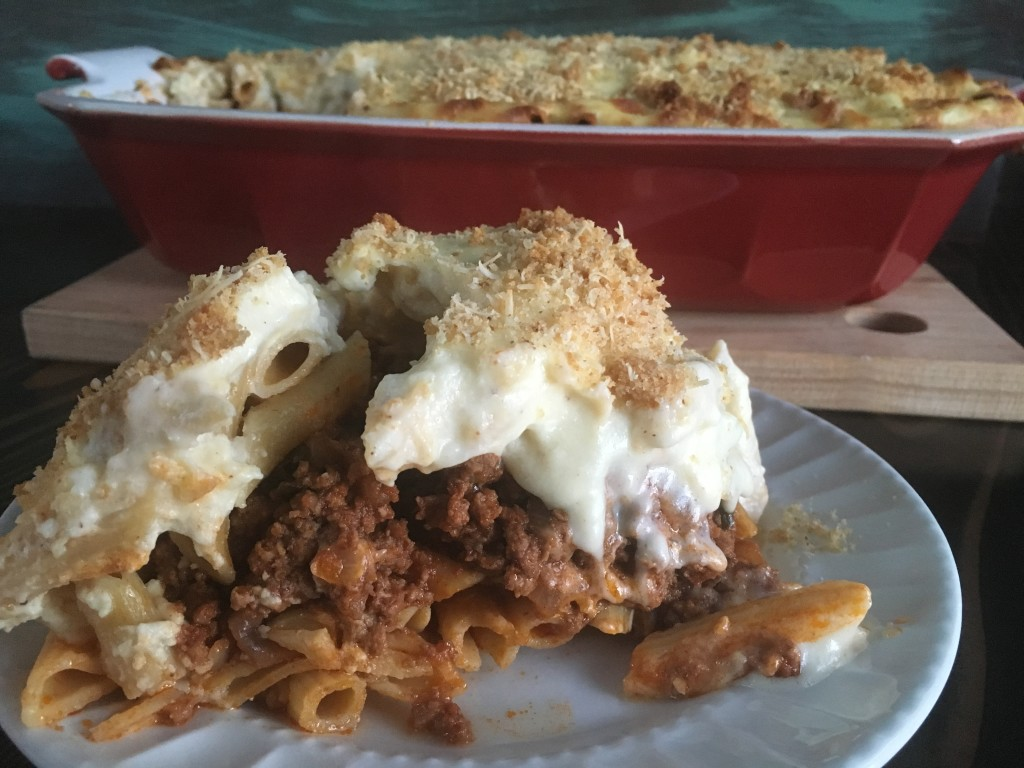 Well Dined | Pastitsio
