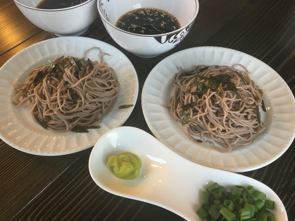 Well Dined | Zaru Soba