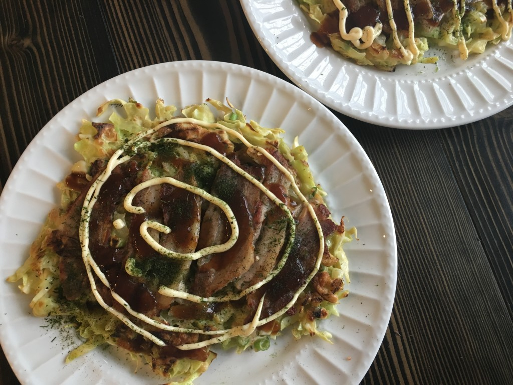 Well Dined | Okonomiyaki