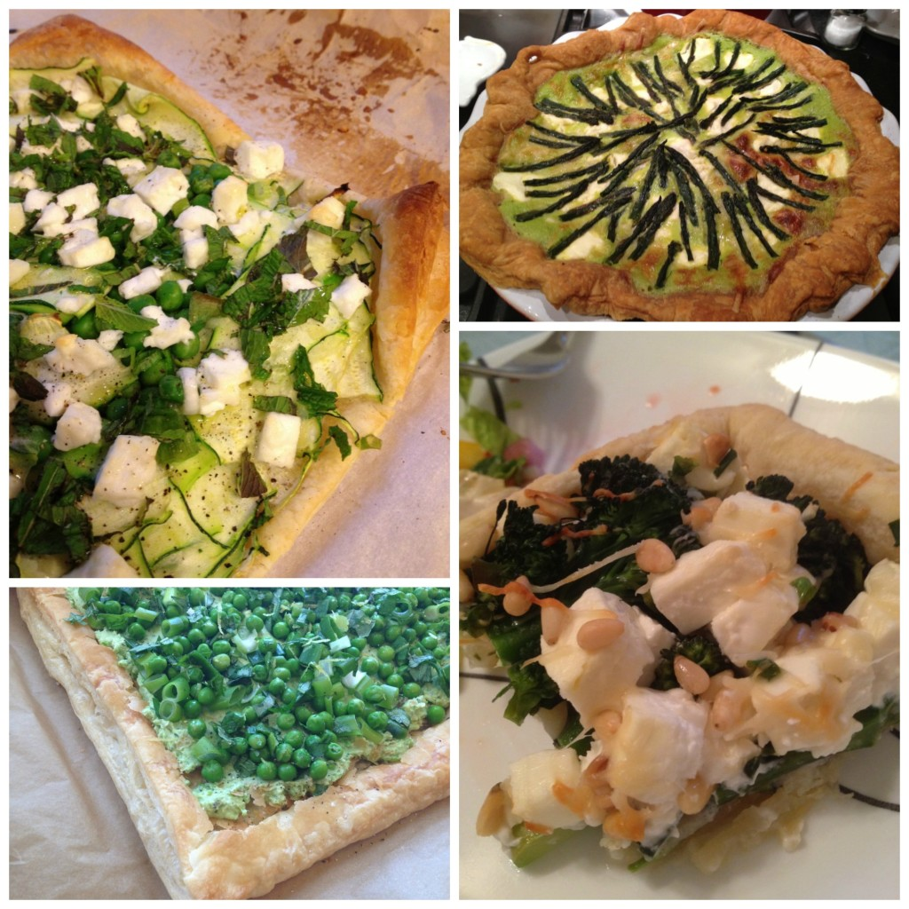 Well Dined | Easter Tarts