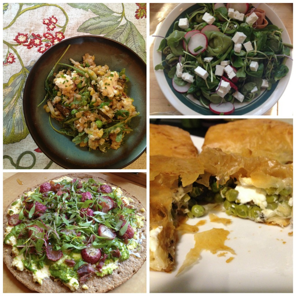 Well Dined | Vegetarian Easter Dishes