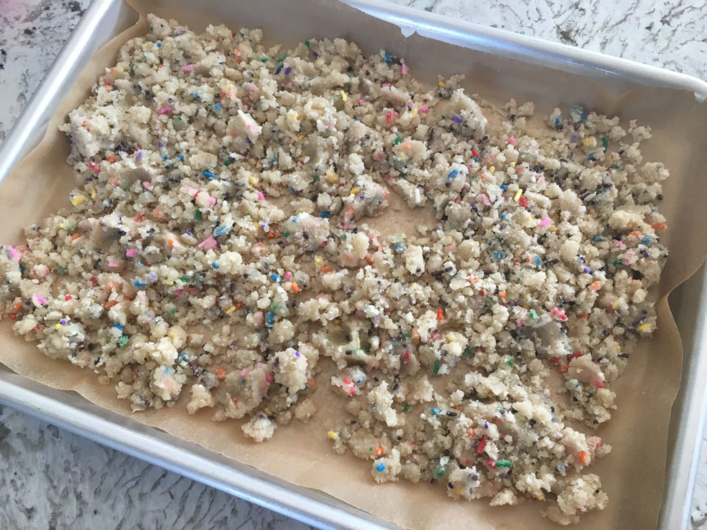 Well Dined | Milk Bar Funfetti Birthday Cake