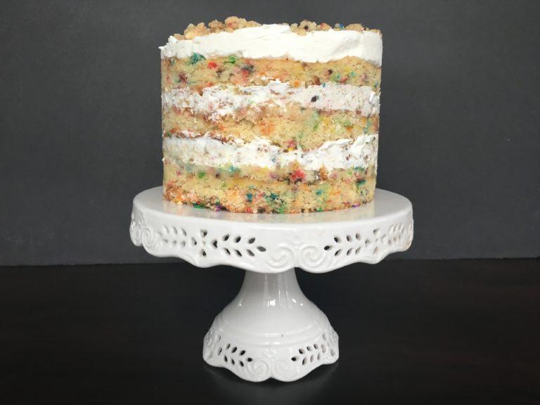 Well Dined | Milk Bar Funfetti Birthday Cake