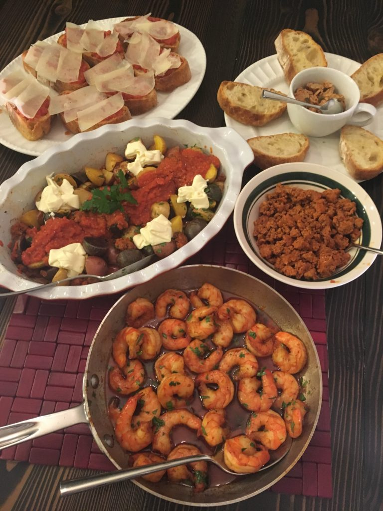 Well Dined | Spanish Tapas